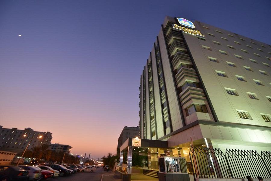 هتل بست وسترن پریمیر مسقط