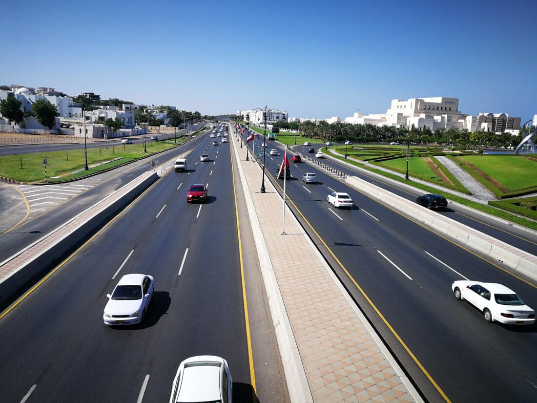 خیابان سلطان قابوس