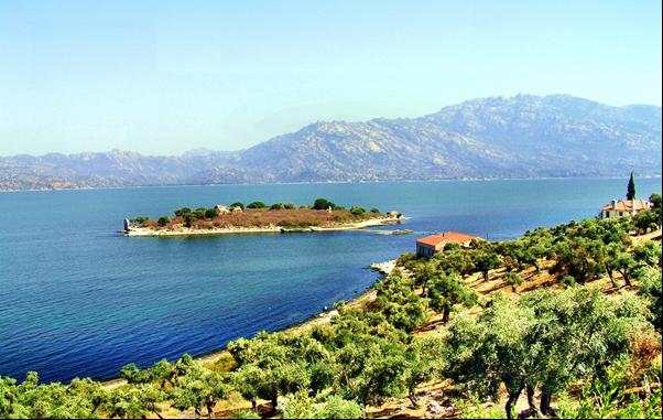 سفر به دیدیم پارک دریاچه بافا