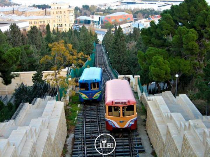 قطار کابلی باکو