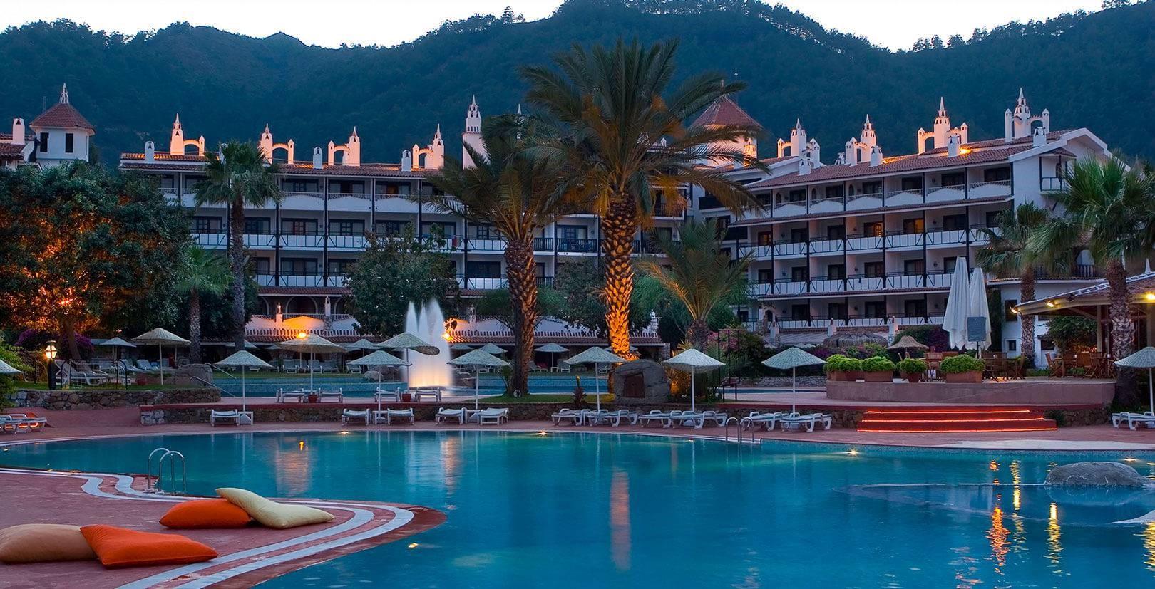 هتل های مارماریس