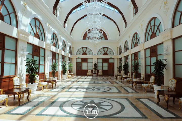 کاخ خوشحالی و خوشبختی باکو