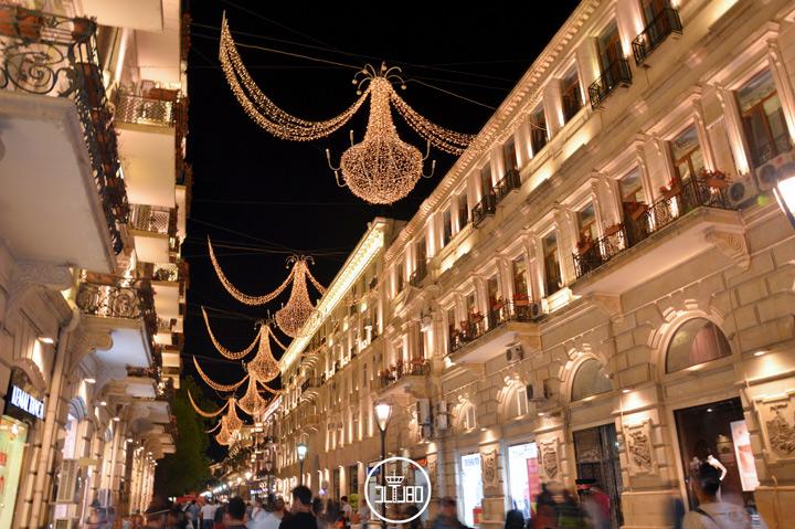 شب های باکو