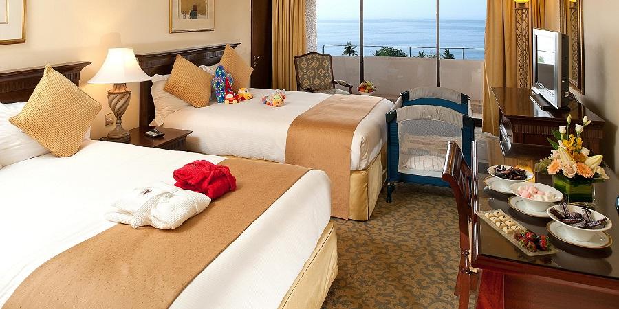 هتل اینترکنتینانتال مسقط