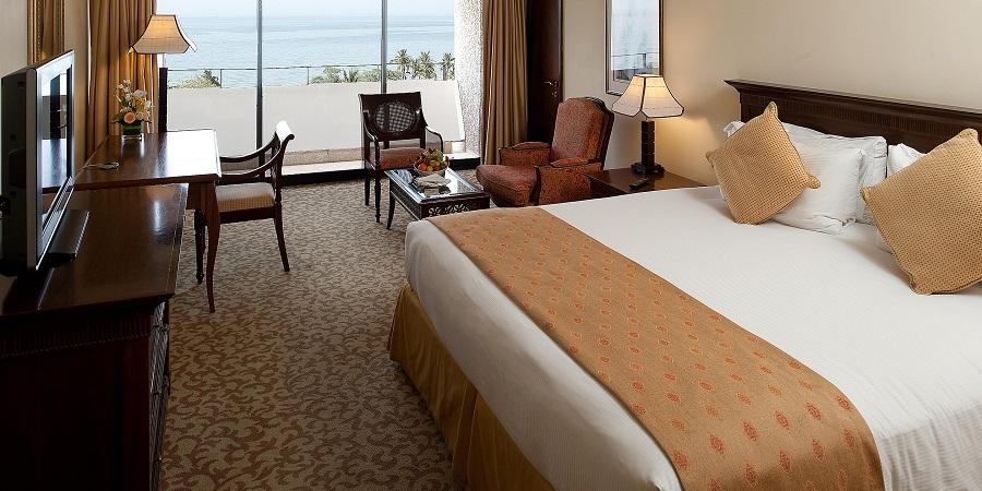 اتاق های هتل اینترکنتینانتال مسقط
