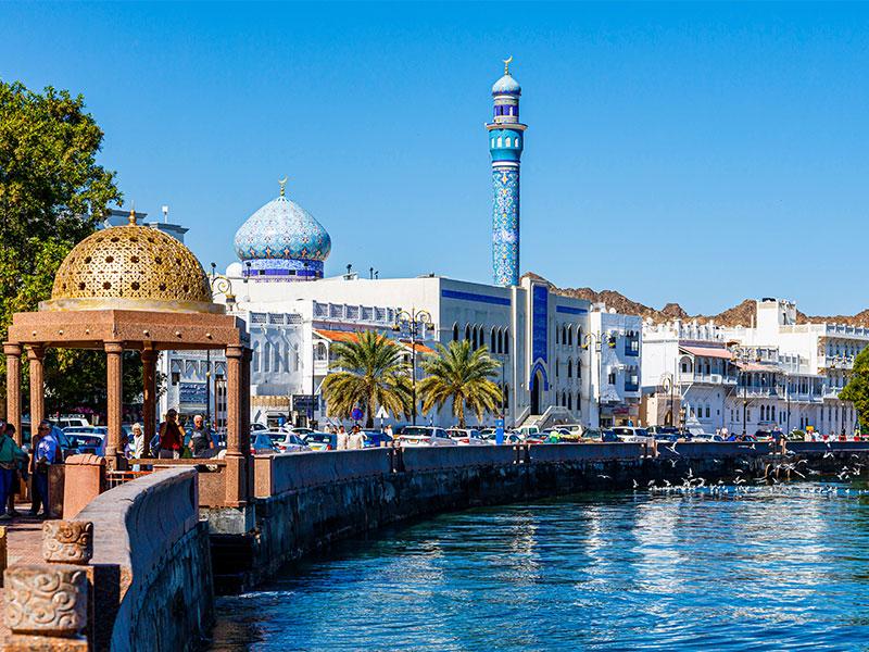 میراث غنی عمان