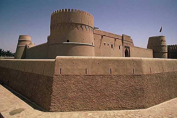 قلعههای تاریخی عمان