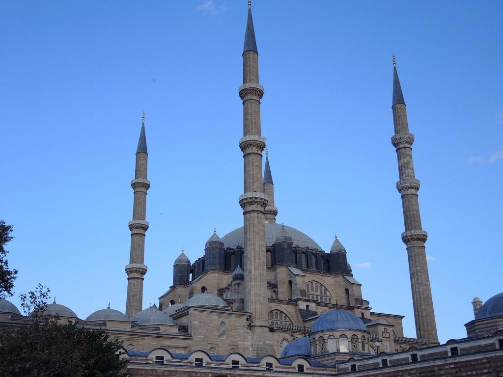 مسجد سلیمانیه، شاهکار معماری