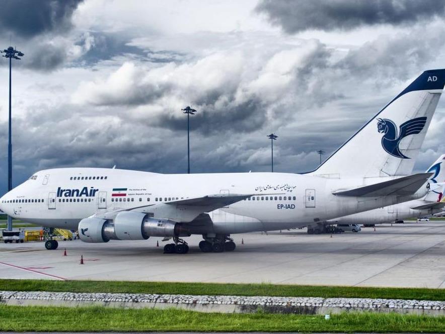 خطوط هوایی در مسیر صربستان