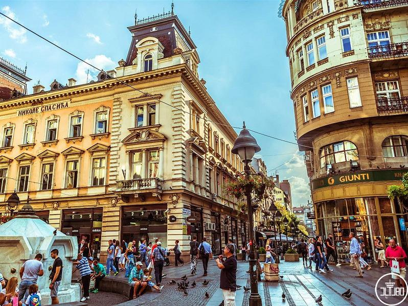 خرید در بلگراد (صربستان)