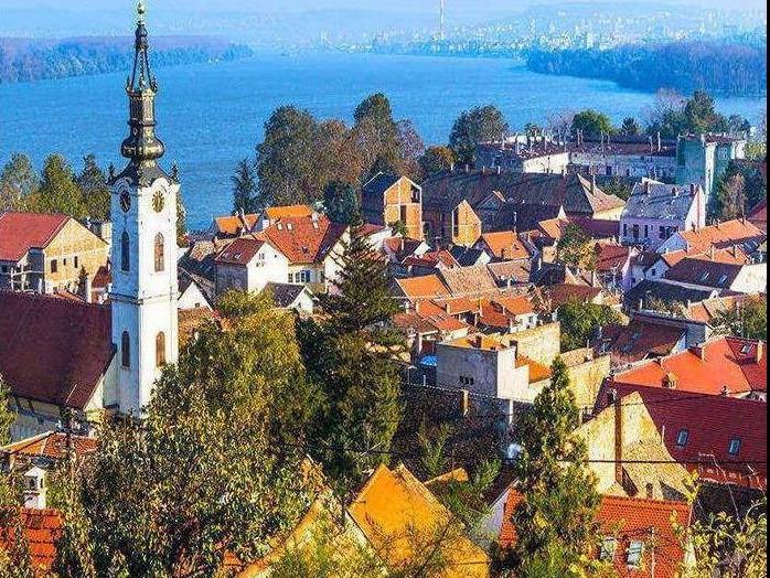 شهرهای صربستان