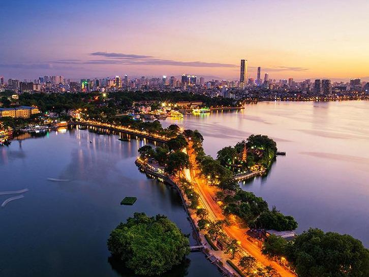 همه چیز درباره هانوی،پایتخت ویتنام