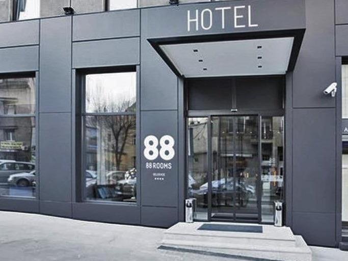هتل های صربستان-ادامه