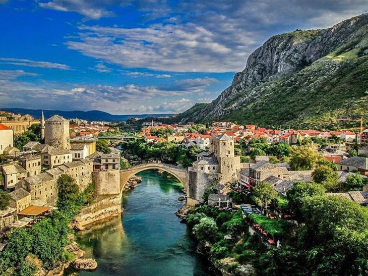 هزینه تور صربستان