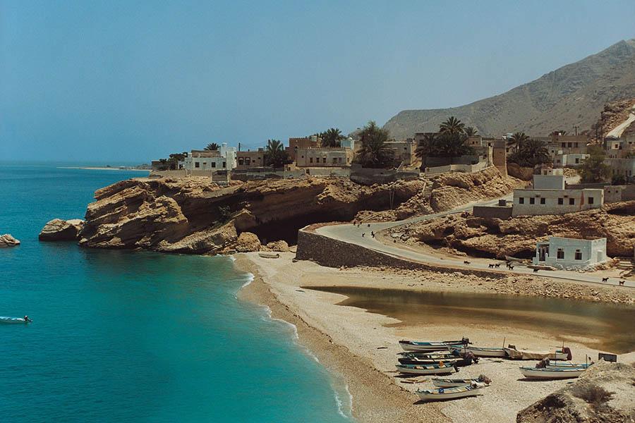 ۵ جاذبه گردشگری برتر عمان