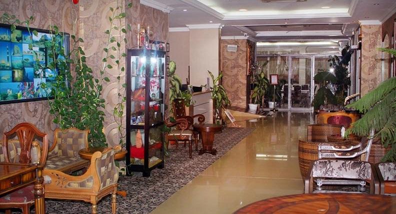 هتل آپارتمان دلمون مسقط ، عمان