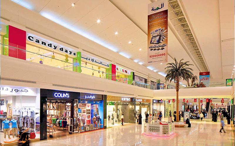 معروف ترین مراکز خرید عمان