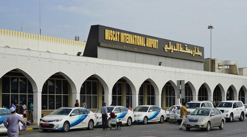فرودگاه بین المللی مسقط در عمان