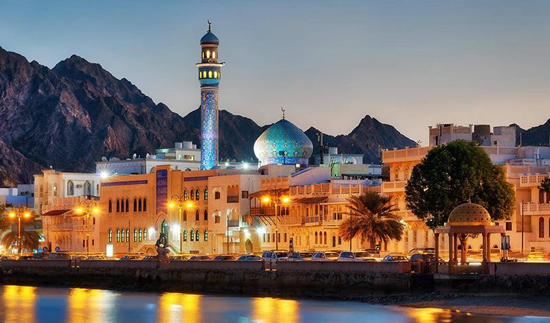 تور ارزان عمان
