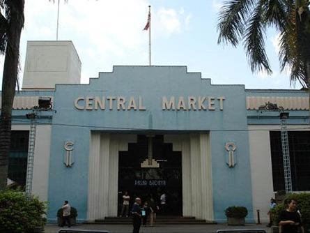 بازار مرکزی
