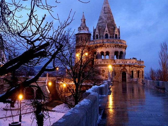 بوداپست پاریس شرق