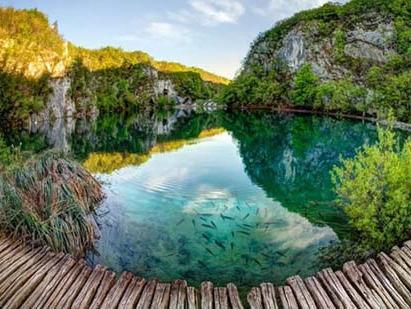 پارک ملی دریاچه های پلیتوایس