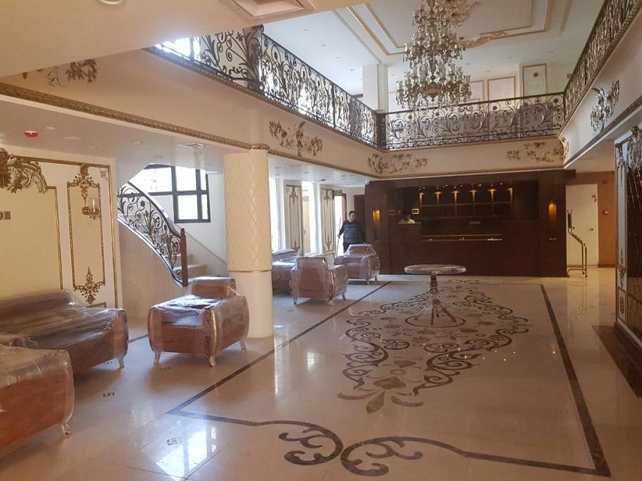 فاصله هتل حدیث تا جاذبه های گردشگری مشهد