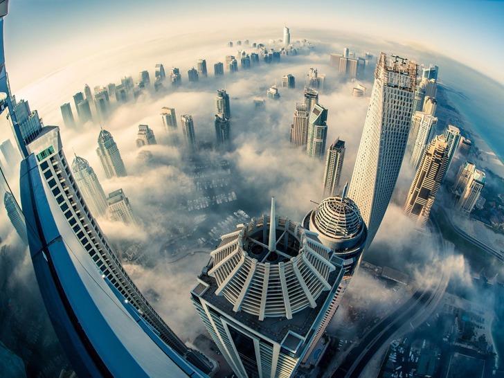 دبی یکی از جذاب ترین مقاصد گردشگری